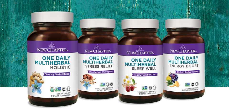 One Daily Multiherbal products